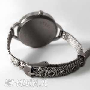 delikatny-zegarek zegarki zegarek damski kwiat wiśni prezent