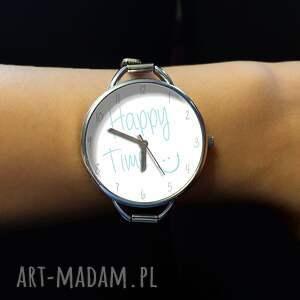 prezent zegarki zegarek damski delikatny szczęśliwy