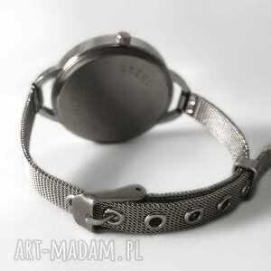 niebieskie zegarki zegarek-damski zegarek damski delikatny szczęśliwy