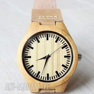 czarne zegarki naturalny zegarek drewniany bamboo natural