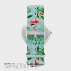 oryginalne zegarki zegarek - simple elegance, biały