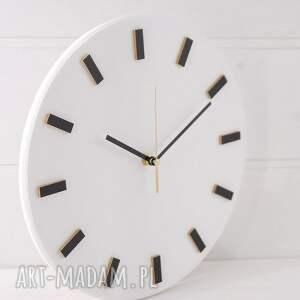 zegary scandi bezgłośny clock - zegar