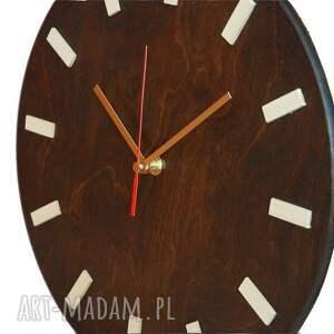niepowtarzalne zegary zegar bezgłośny scandi clock -