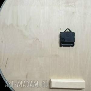 na sciane zegary duży zegar betonowy handmade