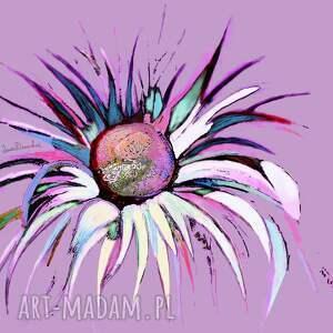 atrakcyjne zegary zegarnascnienny magiczny kwiat