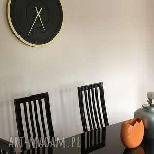 zegary zegar do salonu stylowy oryginalny betonowy