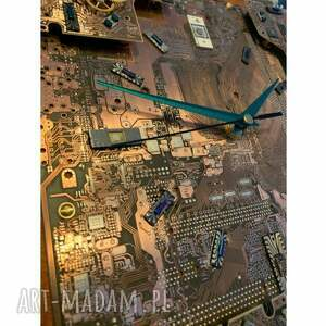 handmade zegary mechanizmy wall machine - clock 3d