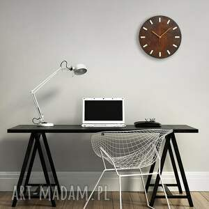 hand-made zegary zegar zamówienie specjalne - scandi clock