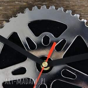 zegary wiszący zegar black