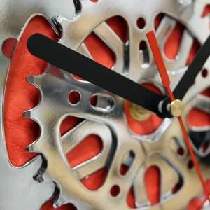 hand made zegary rowerowy zegar bmx