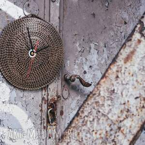 zegary metalowy zegar chain