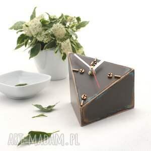 urodziny zegary zegar drewniany biurkowy spicy