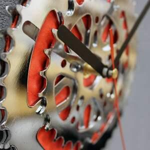 zegary metalowy zegar bmx