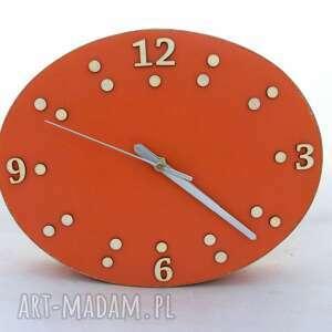 zegary ścienny zegar drewniany - szerokość