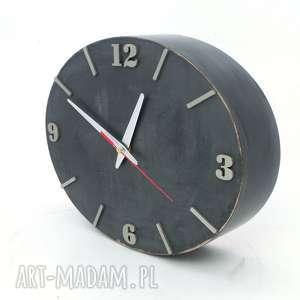 wyjątkowe zegary na ścianę zegar ścienny drewniany - szerokość