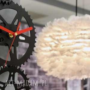 loftowy zegary zegar ścienny saw