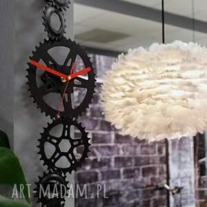 zegary loftowy zegar ścienny saw