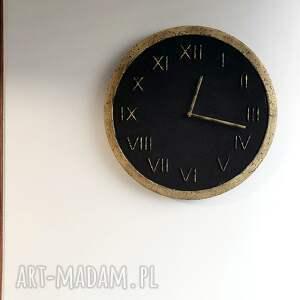 zegary: - handmade nowoczesny zegar