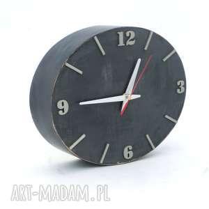 wyjątkowe zegary prezent zegar ścienny drewniany - szerokość