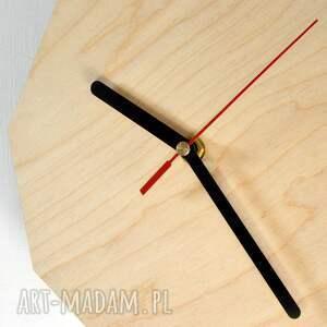 ręcznie robione zegary zegar wood clock