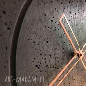 zegary zegar ścienny z betonu architektonicznego
