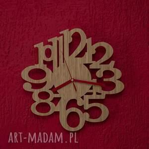 zegary drewno zegar z drewna bambusowego