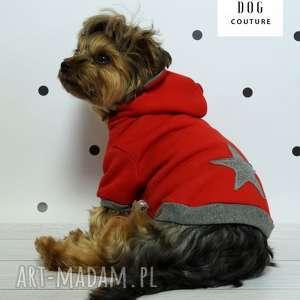 kurtka zwierzaki bluza z kapturem dla psa.