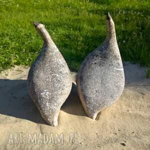 zwierzaki ceramiczne perlice